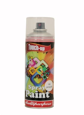 Touch-up Aerosol Spray Paint - Lacquer;Ready-to-Use Car;Bike;Spray Painting;Home & Furniture Spray Paint - 400 ml