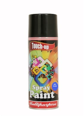 Touch-up Aerosol Spray Paint - Sky Blue;Ready-to-Use Car;Bike;Spray Painting;Home & Furniture Spray Paint - 400 ml
