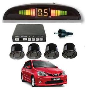 Toyota Etios Liva Reverse Parking Sensor