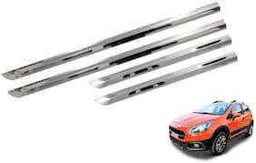 Trigcars Fiat Avventura Car Steel Chrome Side Beading