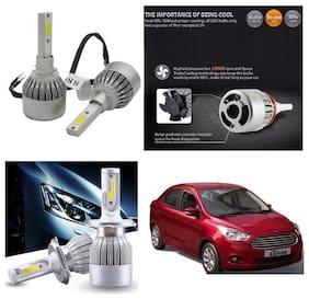 Trigcars Ford Figo Aspire Car LED HID Head Light + Free Gift Bluetooth 250/-