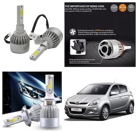 Trigcars Hyundai i20 Old Car LED HID Head Light + Free Gift Bluetooth 250/-