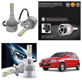 Trigcars Maruti Suzuki Zen Car LED HID Head Light + Free Gift Bluetooth 250/-