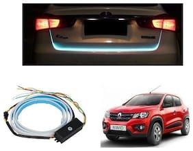 Trigcars Renault Kwid Car Tailgate LED Strip Light Dicky Led