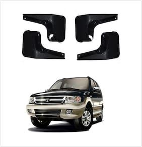 Trigcars Tata Safari Dicor Car Mudflap Set Of 4