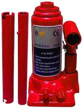 True Vision 5 Ton Car Hydraulic Bottle Jack For Mahindra Xylo Type 1