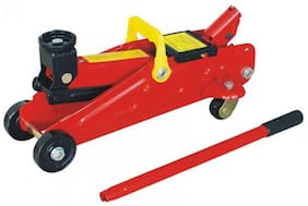 True Vision 2 Ton Car Hydraulic Trolley Jack For Maruti S For Cross