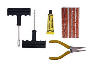 Tubeless Tyre Puncture Repair Kit037
