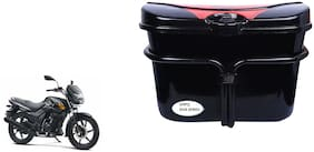 TVS Flame SR 125 Side Luggage Box Vivo Black Red Side Box to carry Extra Luggage for Bikes