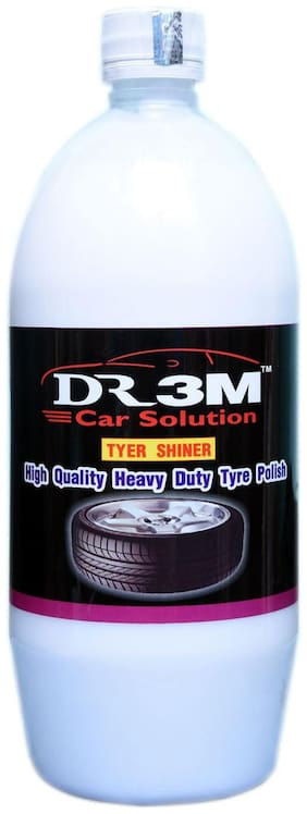 TYRE SHINER high quality havey Duty . 1000ml.