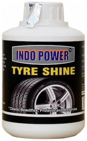 TYRE SHINER 250ml.