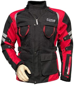 Ulka gear Hakkit Forever _ Touring Motorcycle riding jacket with In&out jacket - Convertible to backpack