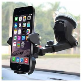 Universal Car Mount Holder for iPhone;Long Neck One Touch Car Mount Holder for iPhone X 8 7 7s 6s Plus 6s 5s 5c Samsung Galaxy