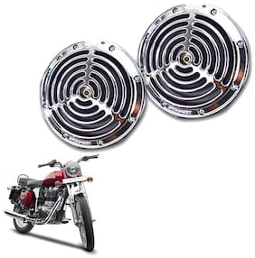 Universal New Roots Horn For Car And Bike Set Of 2 pc