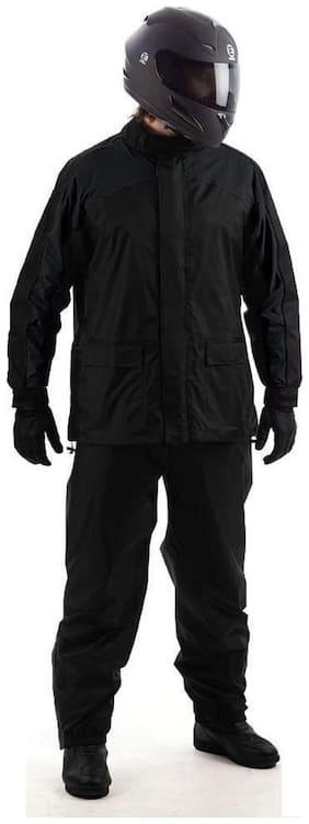 UrbanLifeStylers Storm Breaker Complete Rain Suit With Carry Bag Raincoat