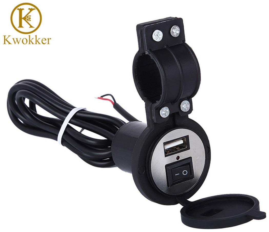 USB CHARGER FOR BIKE
