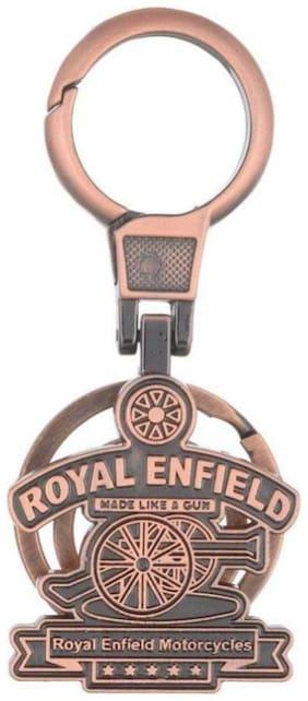 VEDY Royal Enfield Locking Carabiner (Gold)