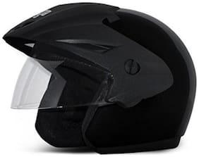 Vega Cruiser W/P Open Face Helmet Black