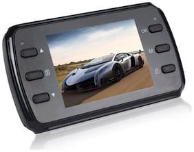 Vehicle Video Recorder Dash Camera Portable 2.4 Inch 480P G-Sensor Auto
