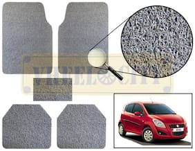 Vheelocity Car Foot Mat Premium Grey Noodle - Ritz