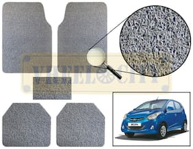 Vheelocity Car Foot Mat Premium Grey Noodle - Eon
