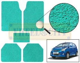 Vheelocity Car Foot Mat Premium Green Noodle - Eon
