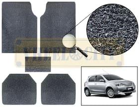 Vheelocity Car Foot Mat Premium Black Noodle - Liva