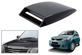 VheeloCity Car Decorative Bonnet Hood/ Scoop