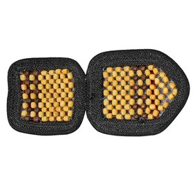 Vheelocityin Motorcycle/ Scooty Accupressure Bead Seat For Bullet Royal Enfiled Classic 350