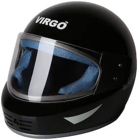 Virgo No.1 Airzed Full Face Helmet (580 mm;Black)