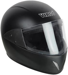 virgo no 1 Nmod Black  Full Face Helmet
