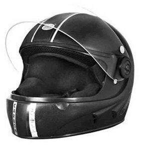 Apex  ISI Mark Full Face Helmet Black (1 Piece)