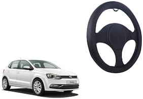 Volkswagen Polo Net Design Smooth Touch Black Steering Cover