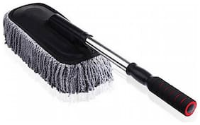 VRT Microfiber Cleaning Brush used for Cleaning and Dusting - Kitchen, Rooms, Cars, and Bikes