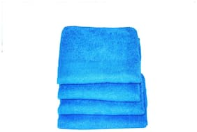 VRT Microfiber Cloth used for Cleaning and Dusting - Kitchen, Washroom, Cars, and Bikes - Pack of 4