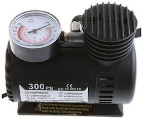 W-Autofurnish - 300psi 12v Car Electric Air Compressor Tyre Pump