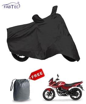 Waterproof Bike Cover For Bajaj Discover 150F Bike Body Cover & Dustproof Bike Cover With Free storage bag !