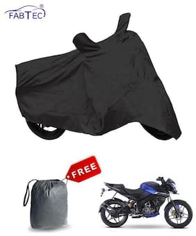 Waterproof Bike Cover For Bajaj Pulsar Ns160 Bike Body Cover & Dustproof Bike Cover With Free storage bag !