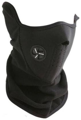 Windproof Bike Face Mask (Black)