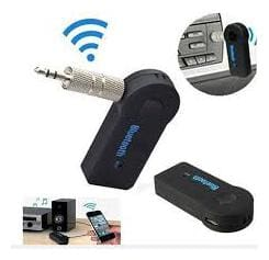 Wireless Bluetooth Receiver Adapter 3.5MM AUX Audio Stereo Music Home Hands Free