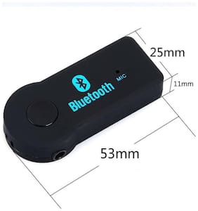 Wireless Car Bluetooth Device with 3.5mm Aux Audio Connector;Audio Receiver JHPB-15