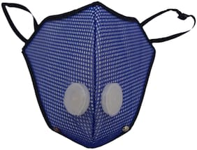Xcross Anti-Pollution Activated Carbon Face Mask (Pack of 1)