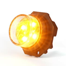 Xprite Replacement Covert Series Amber LED Hide-A-Way Strobe Light Bulb