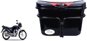 Yamaha Alba Side Luggage Box Vivo Black Red Side Box for Extra Luggage