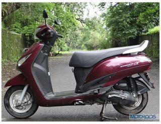 Yamaha Alpha Seat Cover Premium Quality