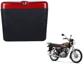 Yamaha Crux Dua Polo Matt Black Red Side Box Extra Luggage Box