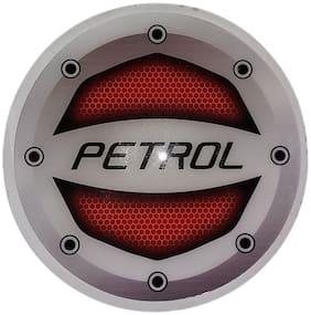 Yashinika Reflective Red Petrol Sticker Car Fuel Lid for Universal