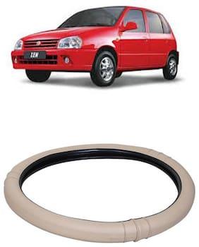 Zen Beige Steering Cover