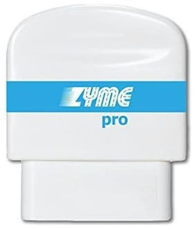 Zyme Pro Smart Car Dongle | GPS tracking | Remote performance monitoring | Theft, Towing Alerts