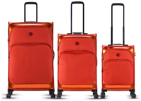 Luggage Set Cabin ( Red )